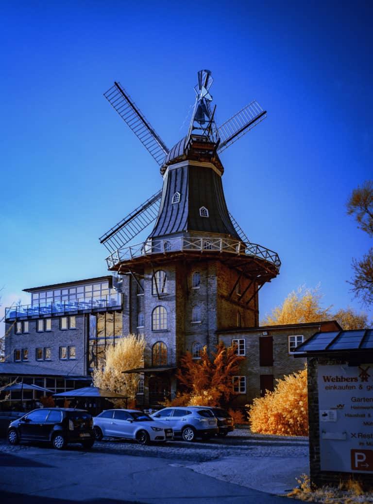 Mühle in IR